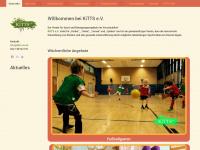 kitts-ev.de Webseite Vorschau