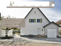 4plus5.de Webseite Vorschau