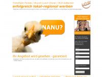 lokale-regionale-internetwerbung.de Webseite Vorschau