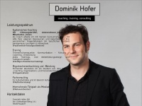 dominik-hofer.net Thumbnail