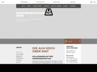 ualm.at Webseite Vorschau