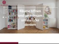 cx-agentur.at Webseite Vorschau