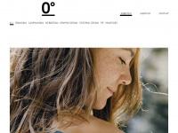 0grad.ch Webseite Vorschau