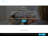 lotte-nymand.dk Webseite Vorschau