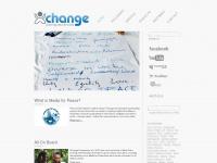 xchange-perspectives.org Webseite Vorschau
