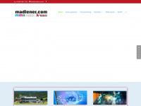 madlener.com Webseite Vorschau