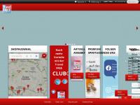 travel-free.cz Webseite Vorschau