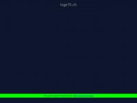 loge70.ch Webseite Vorschau