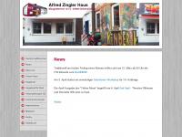Alfred-zingler-haus.info