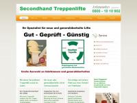 Treppenlifte-secondhand.de