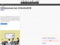 uvalasoft.de Webseite Vorschau
