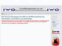 Waffengesetz.co.at