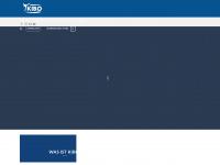 kickbox-aerobic.com Webseite Vorschau