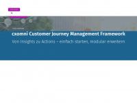 cxomni.net Webseite Vorschau