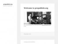 prepublish.org