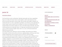 logon-echon.com Webseite Vorschau