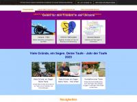 kirche-oderland-spree.de Webseite Vorschau