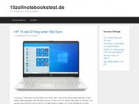15zollnotebookstest.de Webseite Vorschau