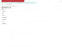rebelle.com Webseite Vorschau