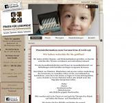 logopaedie-vonschwanewede.de Webseite Vorschau