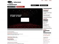 muenchner-filmzentrum.de Webseite Vorschau