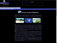 philippinen-guide.de Webseite Vorschau