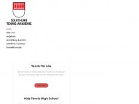solothurn-tennis-akademie.com