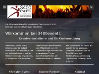 3400events.at Thumbnail