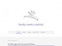 photoholics.ch Webseite Vorschau