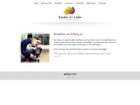 kinder-der-liebe.de Webseite Vorschau