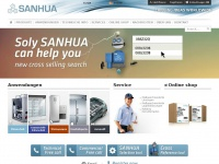 sanhuaeurope.com