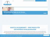 kinderorthopaedie-wildeshausen.de Webseite Vorschau