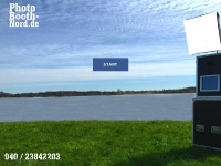 photobooth-nord.de Webseite Vorschau
