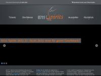 0711spirits.de Webseite Vorschau