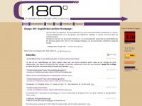 180grad.org Webseite Vorschau