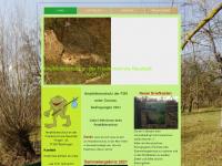 amphibienschutzfsn.de Webseite Vorschau