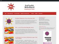 zufluchtwendland.de Webseite Vorschau