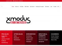 xmodus-systems.de Webseite Vorschau