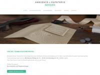 ambiente-seeger.de Webseite Vorschau