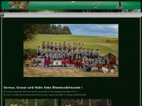 trachtenkapelle-dachsberg.de