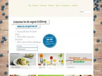 vegan-taste-week.de Webseite Vorschau