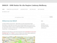 db0lm.de Webseite Vorschau