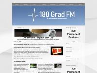 180grad-fm.com Webseite Vorschau