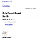 schlüsseldienst-berlin-24.de Webseite Vorschau