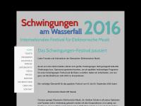 Schwingungen-festival.de