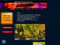 kesselsound.de Webseite Vorschau