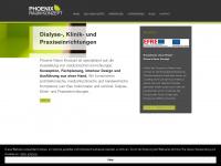 phoenixraumkonzept.com Webseite Vorschau