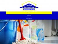 treppenhausreinigung-schroeter.de Webseite Vorschau