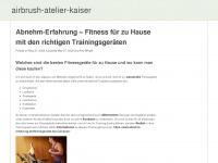 Airbrush-atelier-kaiser.de