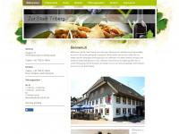 zur-stadt-triberg.de Thumbnail